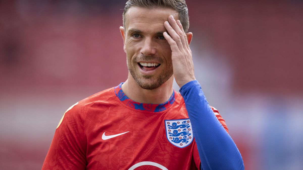 Jordan Henderson | England