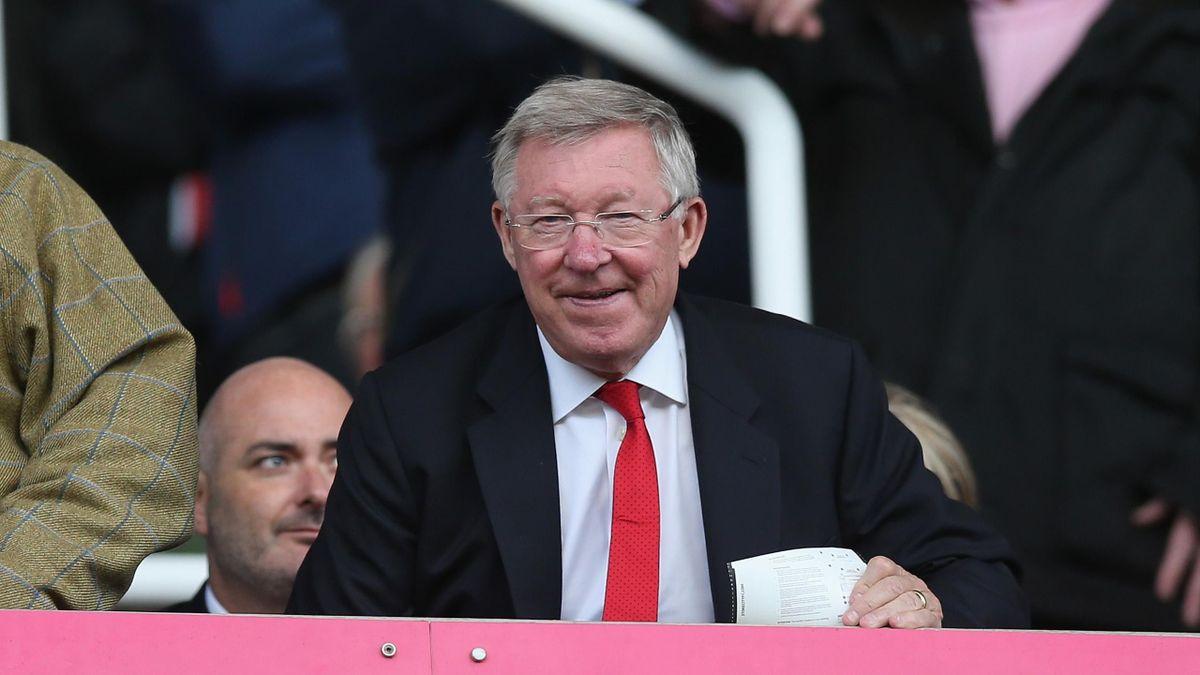 Sir Alex Ferguson, legendarul manager al lui Manchester United