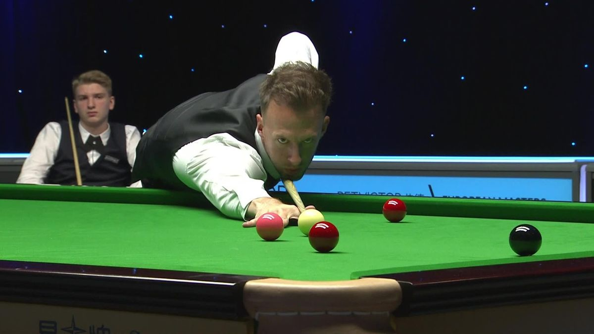 Snooker European Masters: Judd Trump
