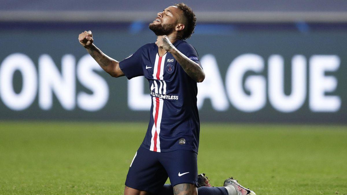 Neymar (PSG) après la victoire face à Leipzig