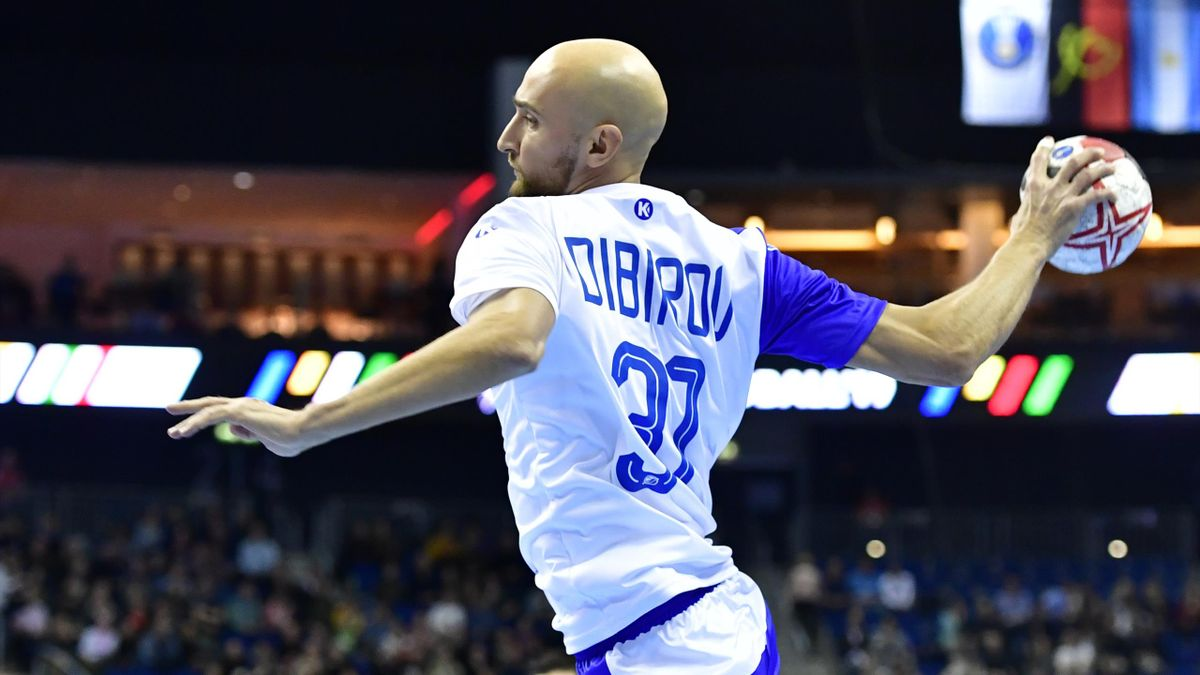 Dibirow war mit zwölf Toren bester Schütze der Partie