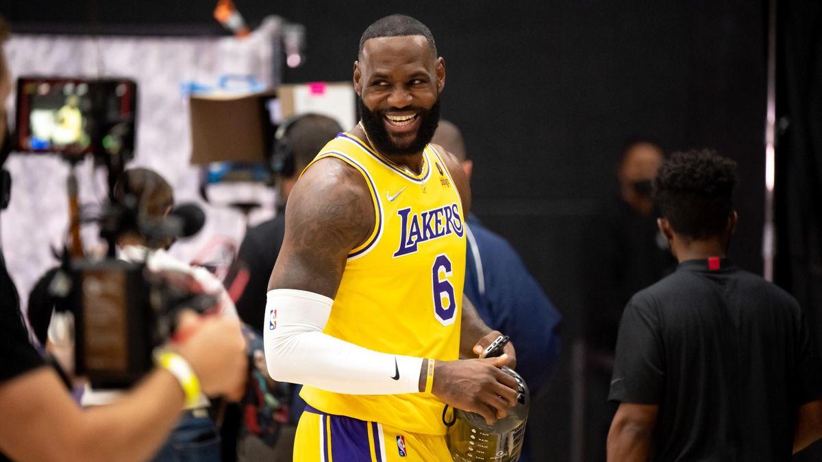 Le King a encore des défis devant lui : 5 records dans le viseur de LeBron
