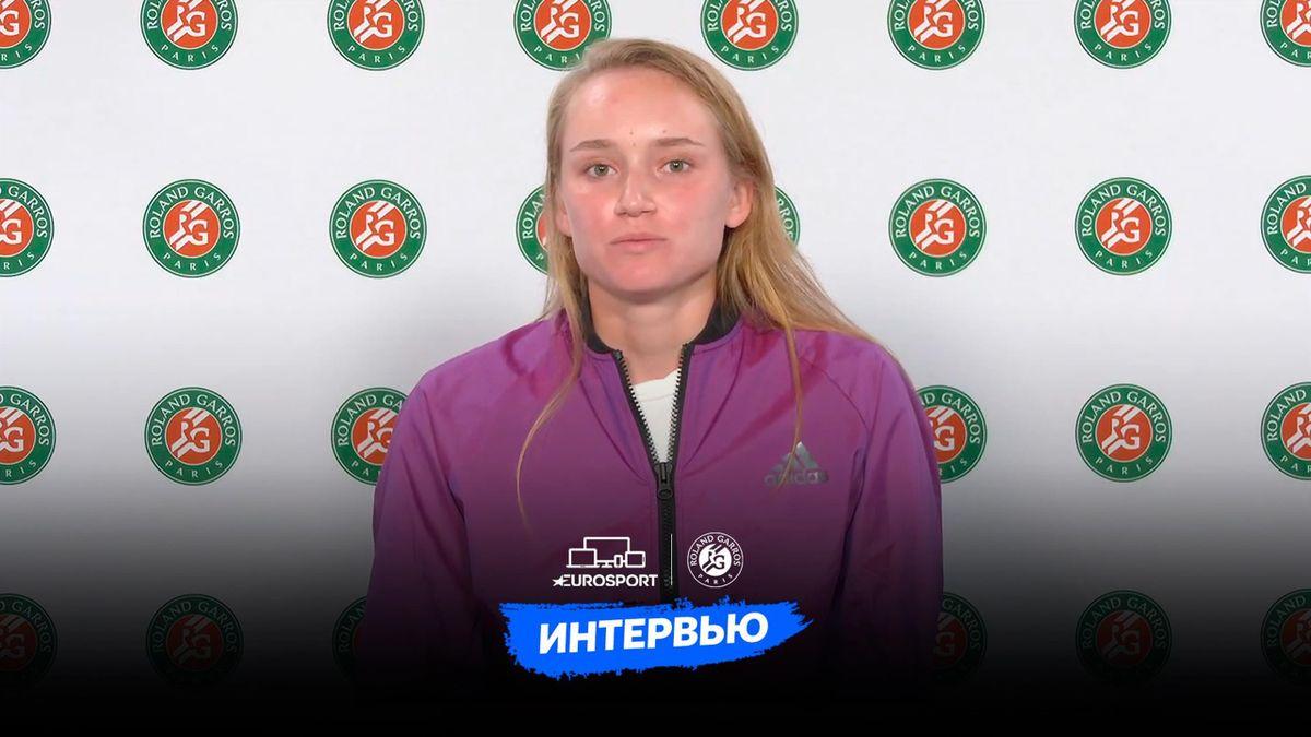 Интервью Елены Рыбакиной