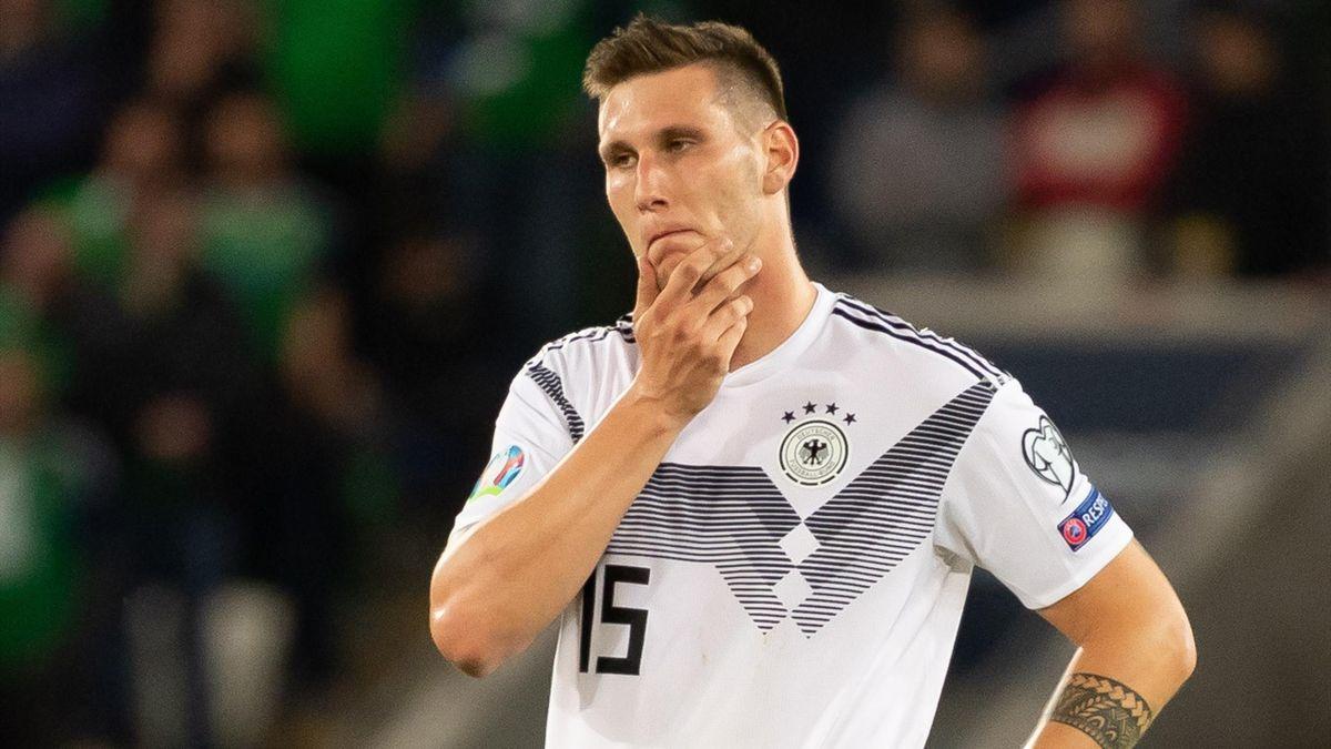 Niklas Süle EURO 2020-Qualifikation (Irland gegen Deutschland 2019)