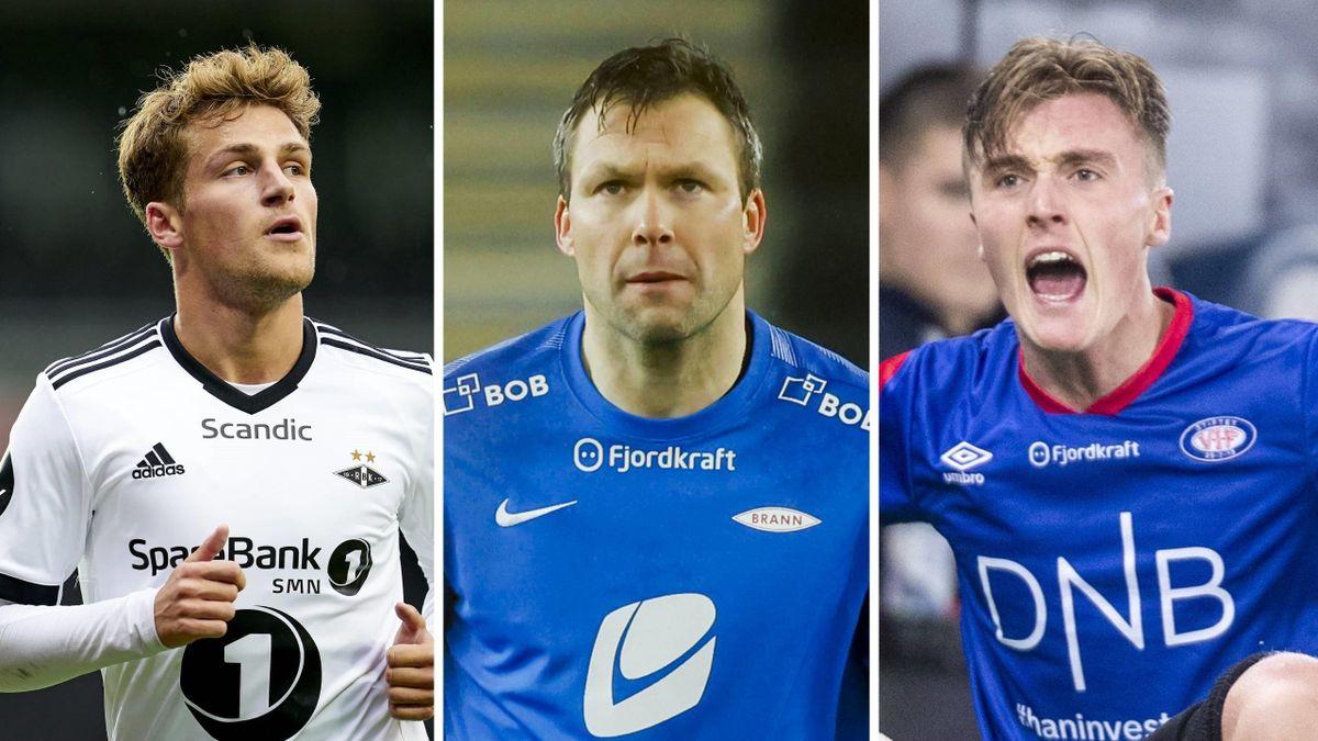 Carlo Holse, Håkon Opdal og Christian Borchgrevink