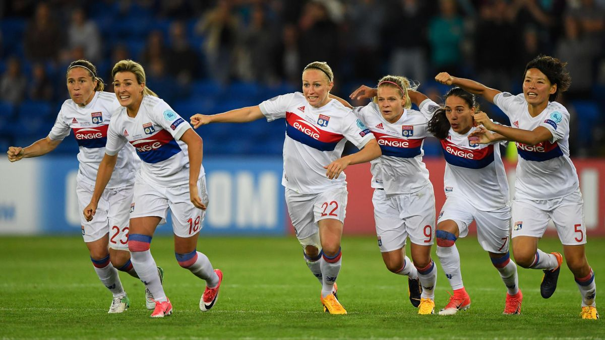 Lyon bejubelt Champions-League-Titel