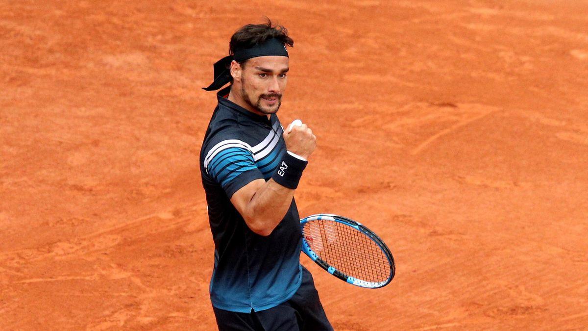Fabio Fognini - Roland Garros 2019