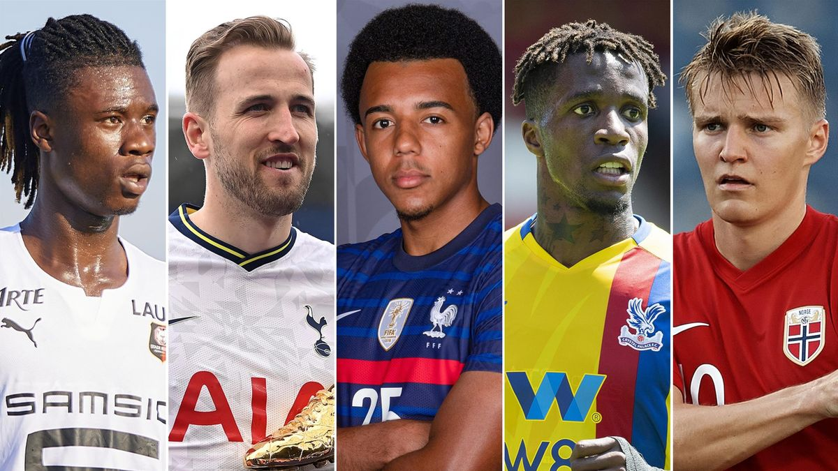 Will these stars be swapping clubs this summer?