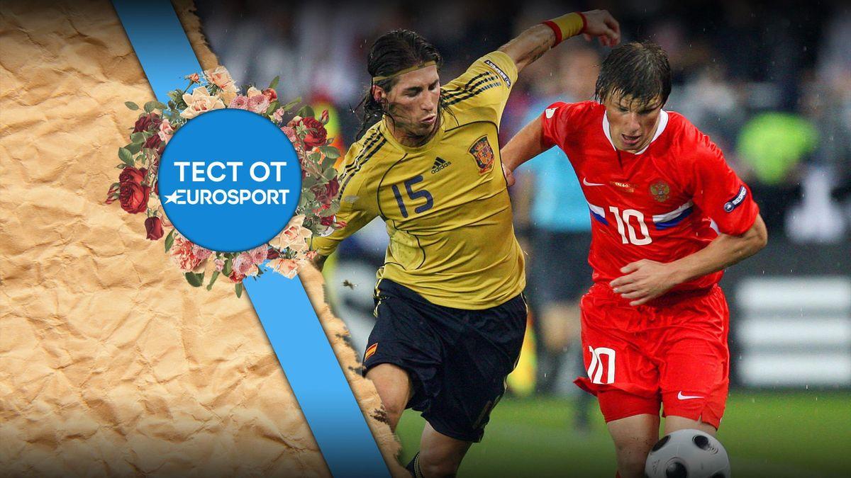 Тест на Eurosport