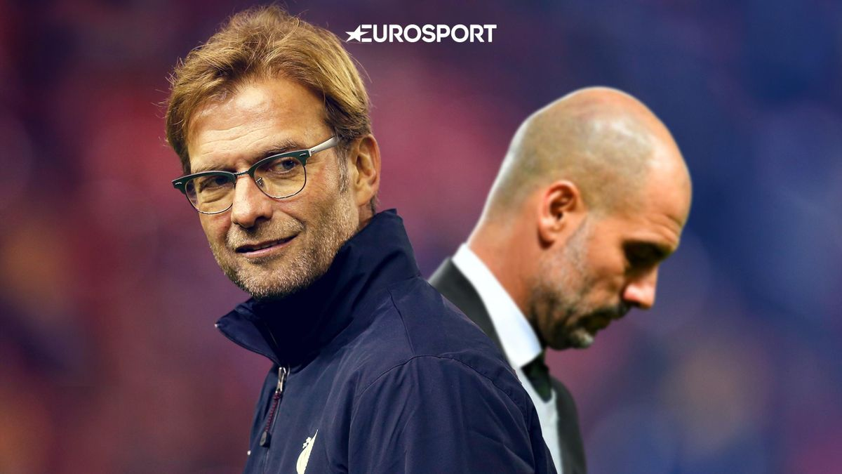 Klopp & Guardiola