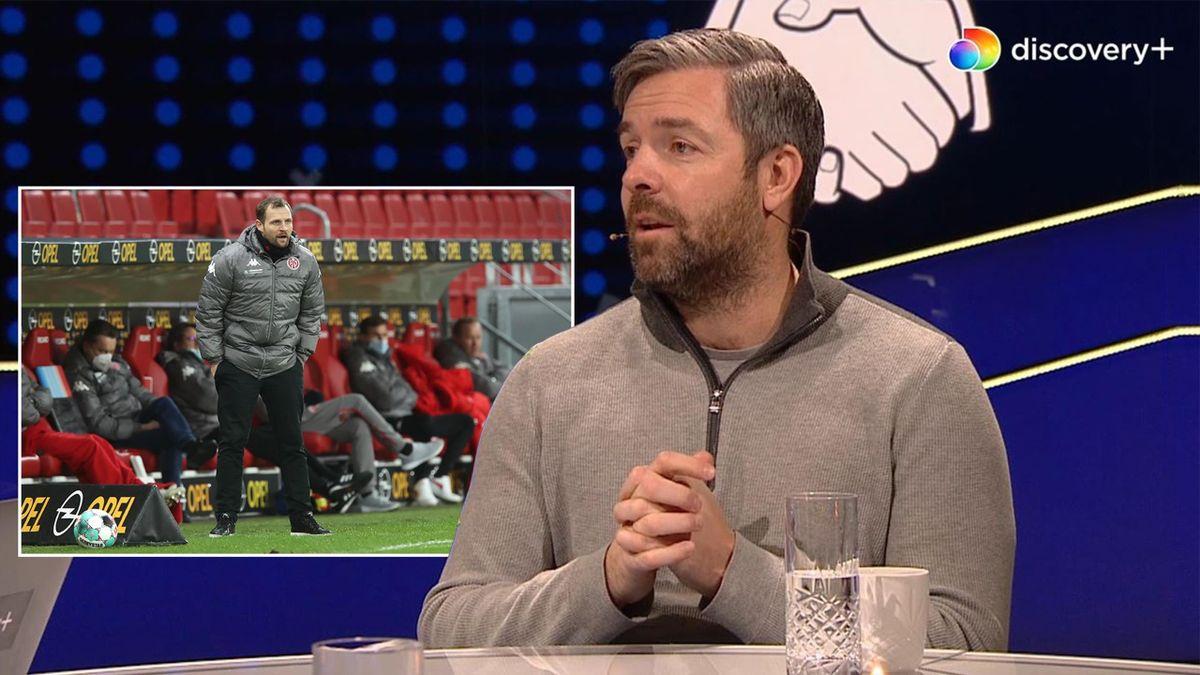 Du kan se hele Købmændenes Klub med AaBs sportschef Inge Andre Olsen fra onsdag på discovery+