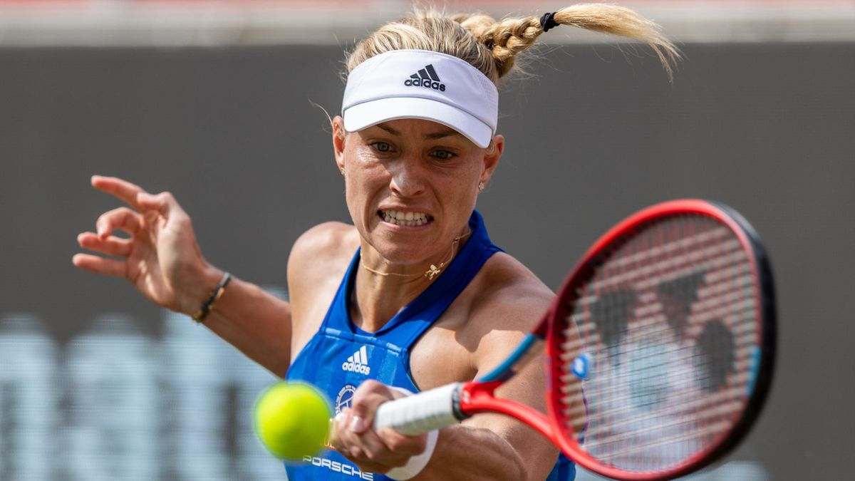 Angelique Kerber   Tennis   Bad Homburg 2021   ESP Player Feature