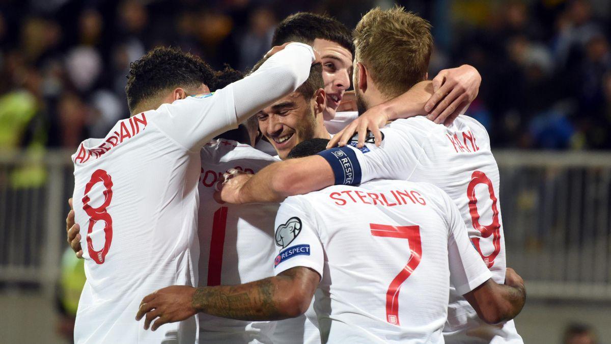 Winks - Kosovo-England - Euro 2020 qualifier - Getty Images