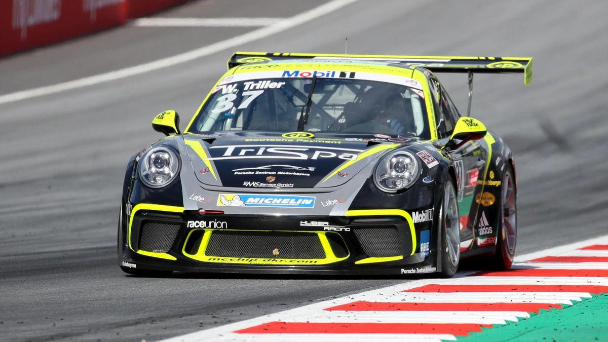 Der Porsche Mobil Supercup