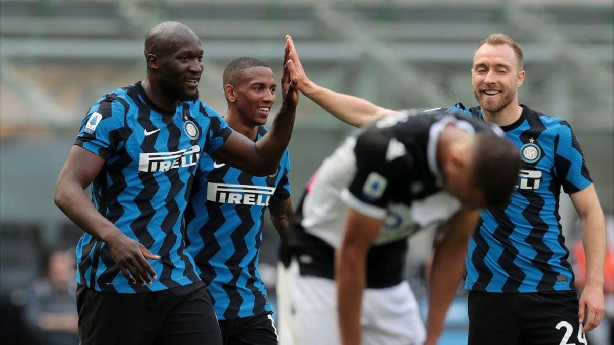 Lukaku, Eriksen (Inter)