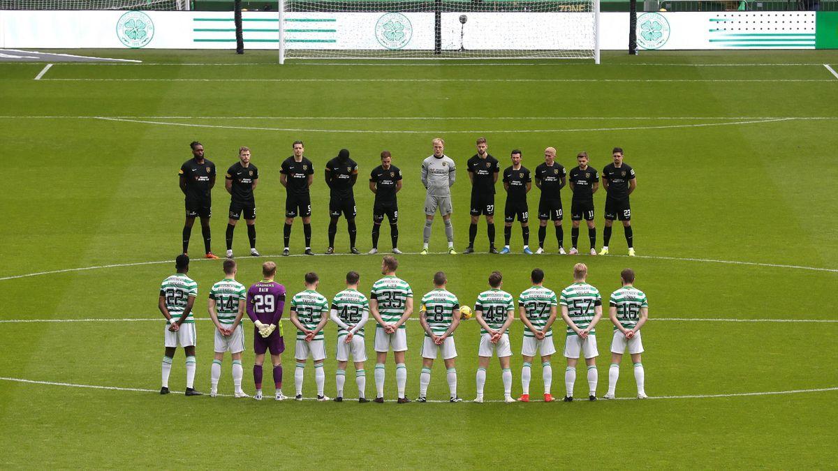 Glasgow Celtic-Livingston