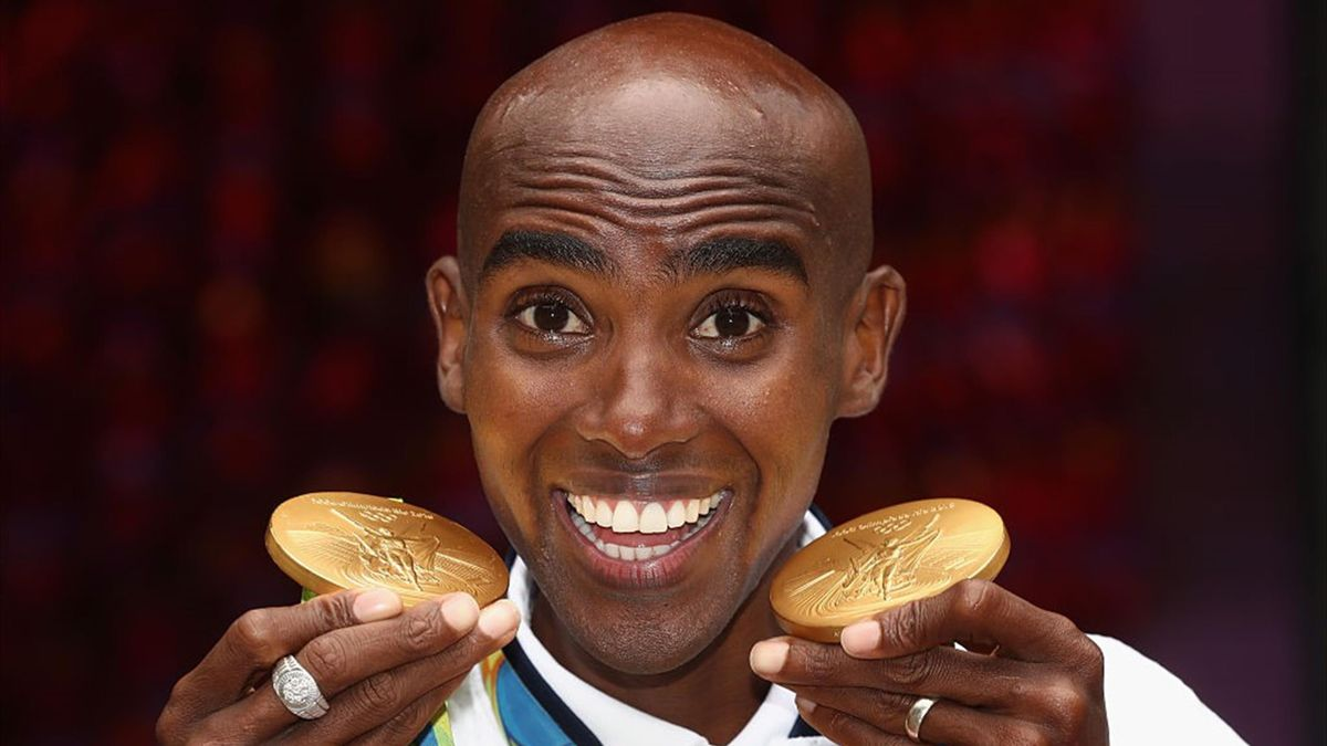 Mo Farah has won the 5,000m and 10,000m at the last two Olympic Games
