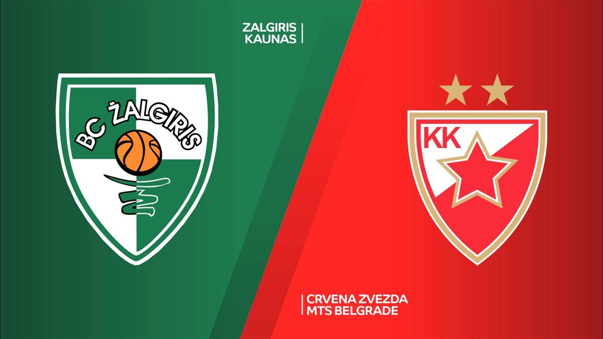 Highlights: Zalgiris-Stella Rossa 75-62