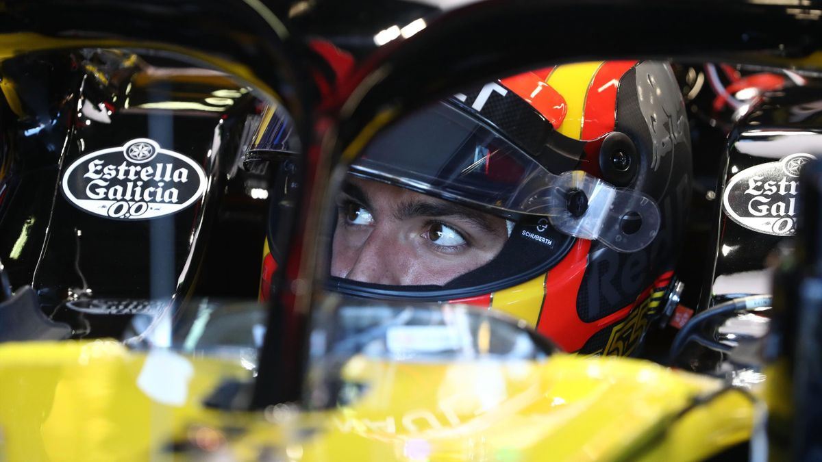 Carlos Sainz (Renault) - Australian GP 2018
