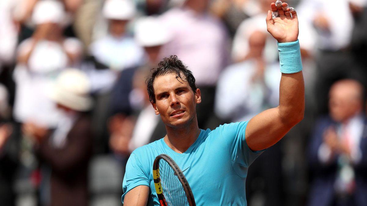 Rafael Nadal, toujours au sommet 13 ans après son premier sacre à Roland-Garros.