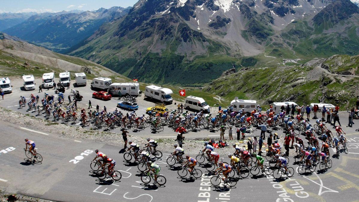 Feature Alpe d'Huez