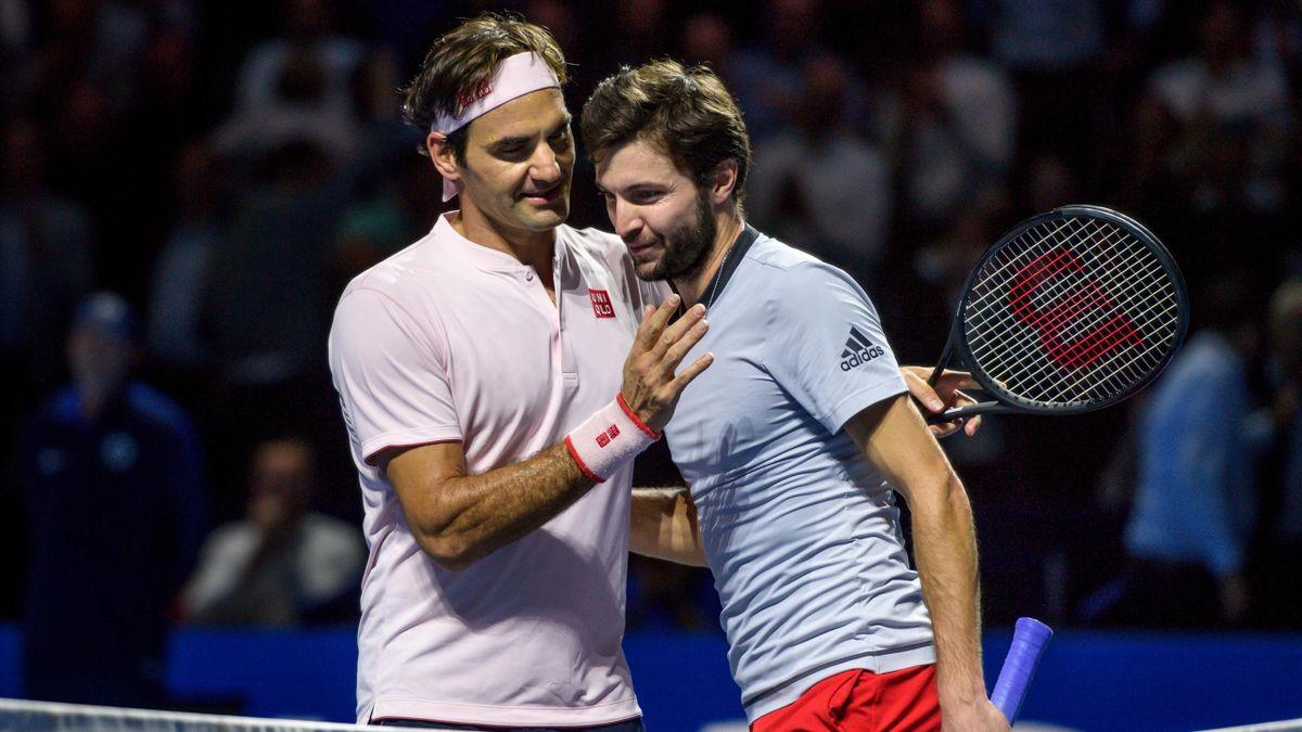 Gilles Simon consideră că popularitatea imensă a lui Federer nu este benefică pentru tenis