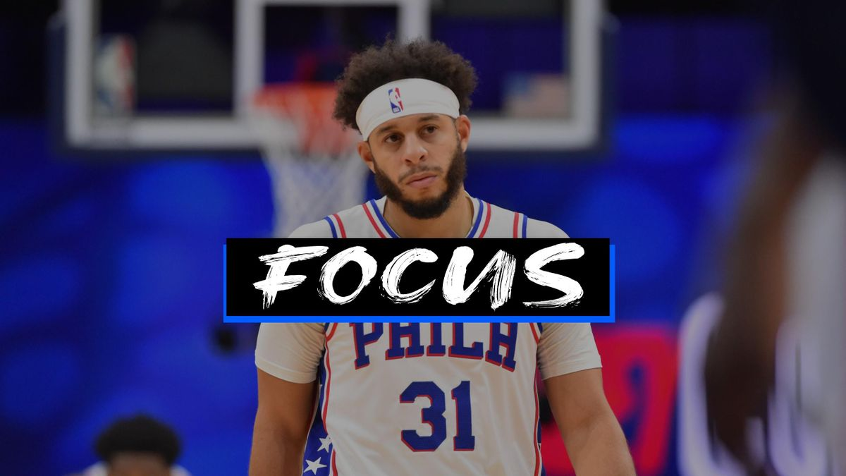 Seth Curry, Philadelphia 76ers - Focus