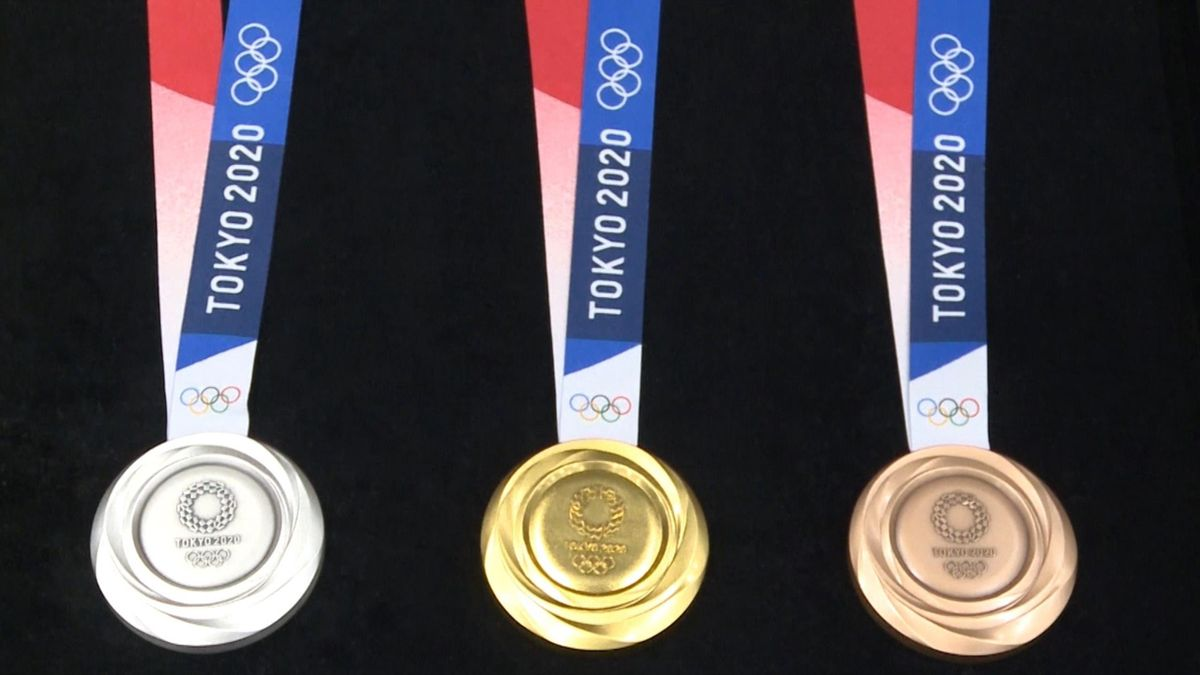 medals Tokyo