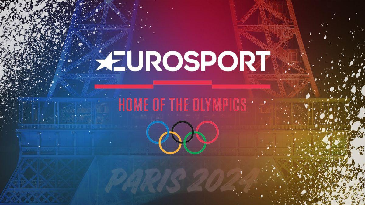 Eurosport, la maison de Paris 2024.