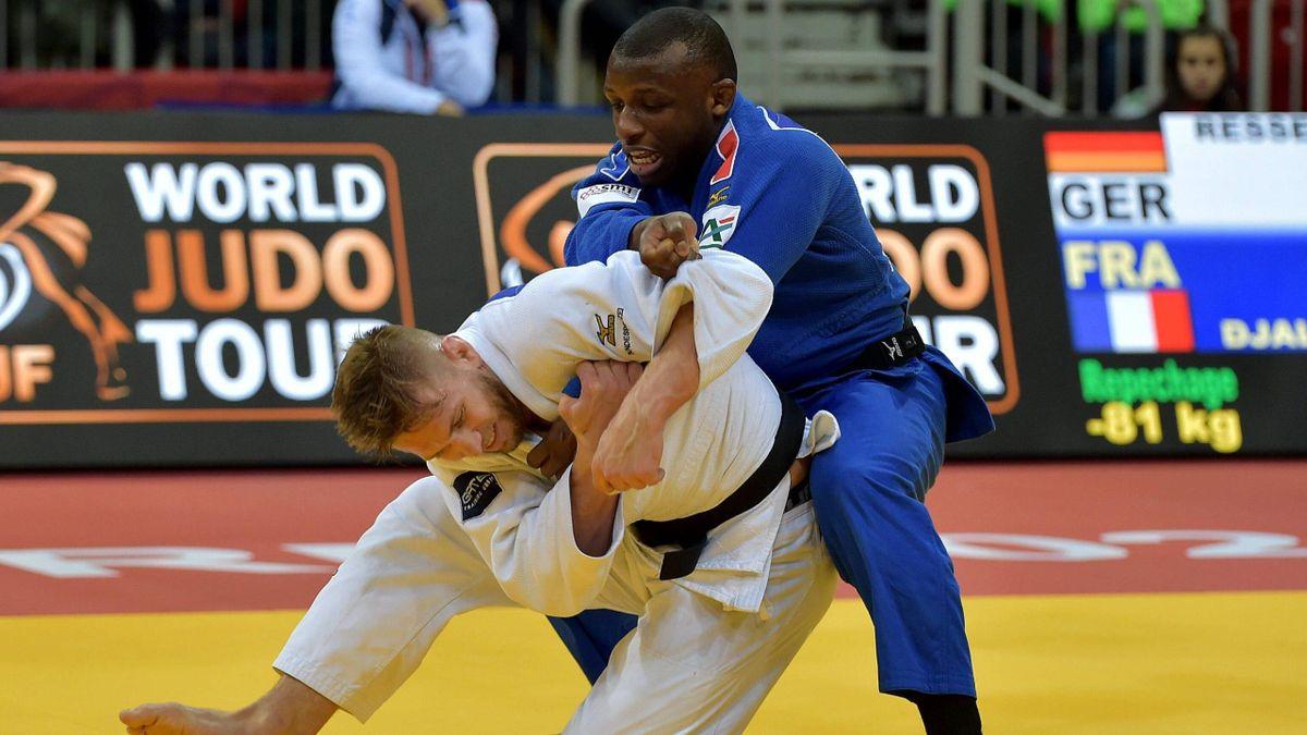 Alpha Djalo (France) / Judo