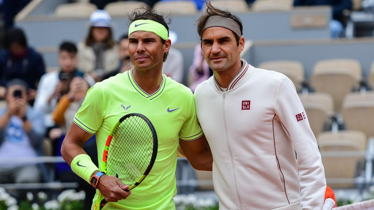 Rafael Nadal I Don t Know How Well Roger Federer And I Will Play Next Season Eurosport