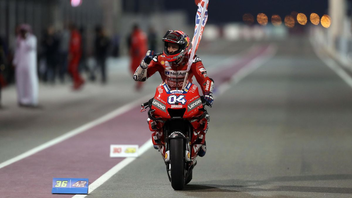 Der Saisonauftakt der MotoGP in Katar wurde abgesagt