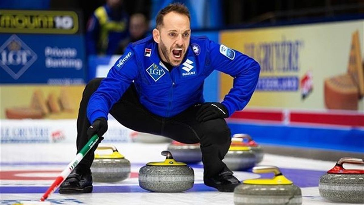 Joël Retornaz - 2019 European Curling Championships - from official website