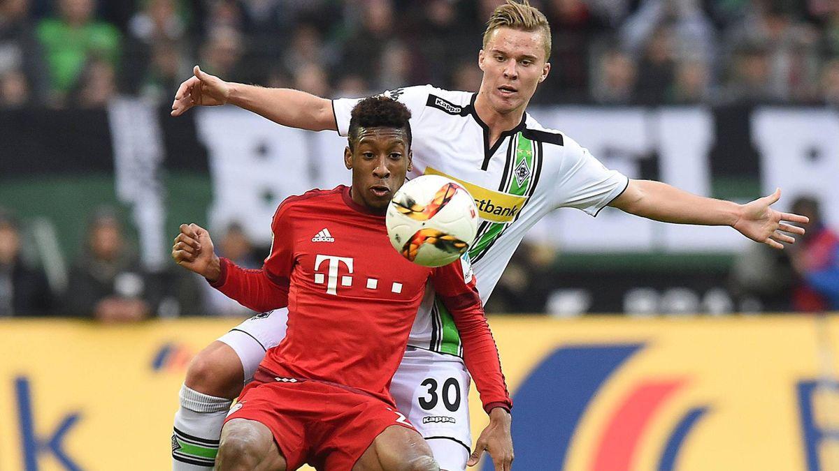 Gladbach empfängt Bayern am 15. Spieltag