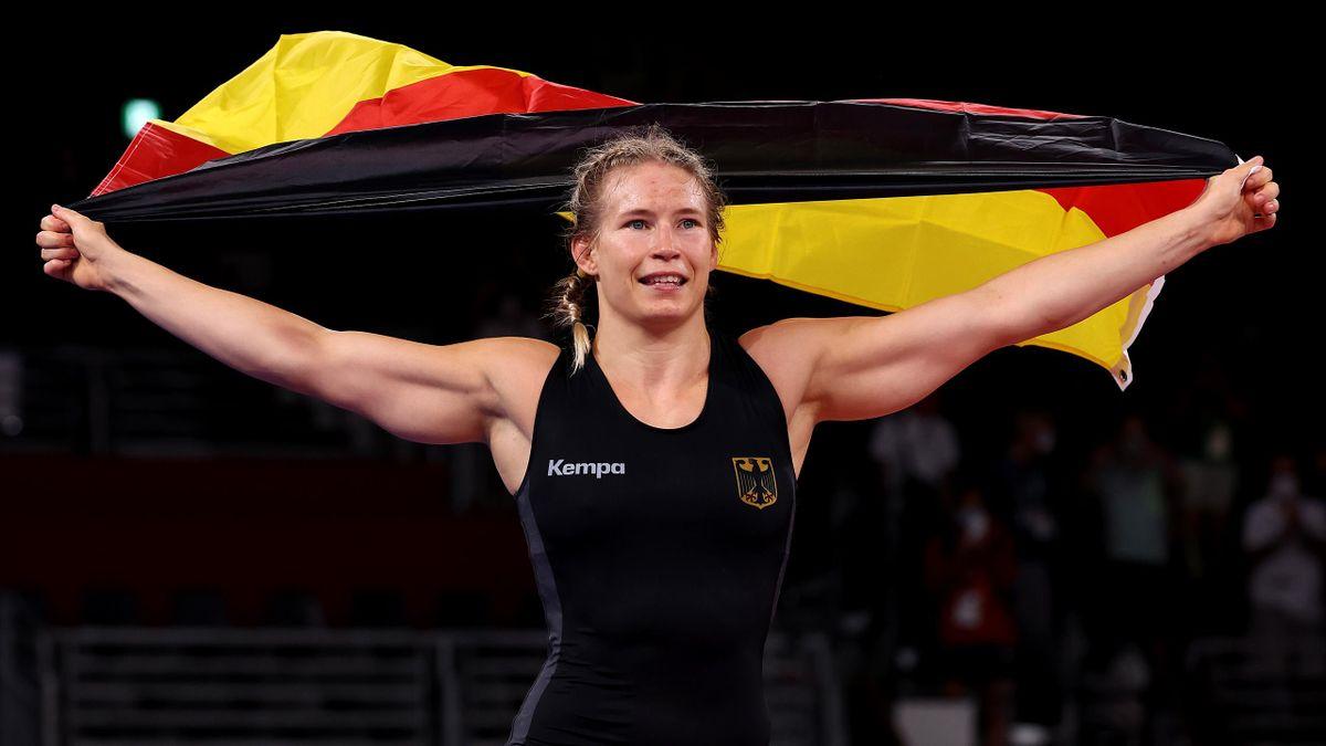 Aline Rotter Focken (Deutschland) - Olympia 2021