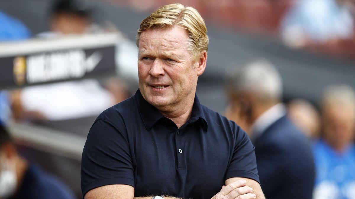 Ronald Koeman intends to stay at Barca