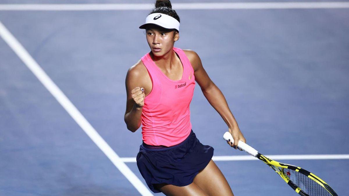 WTA Acapulco - Highlights Zarazua - Fernandez