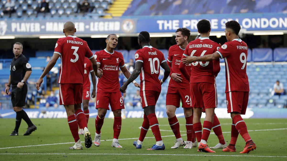 După venirile lui Thiago și Jota, Liverpool are cel mai scump lot din lume