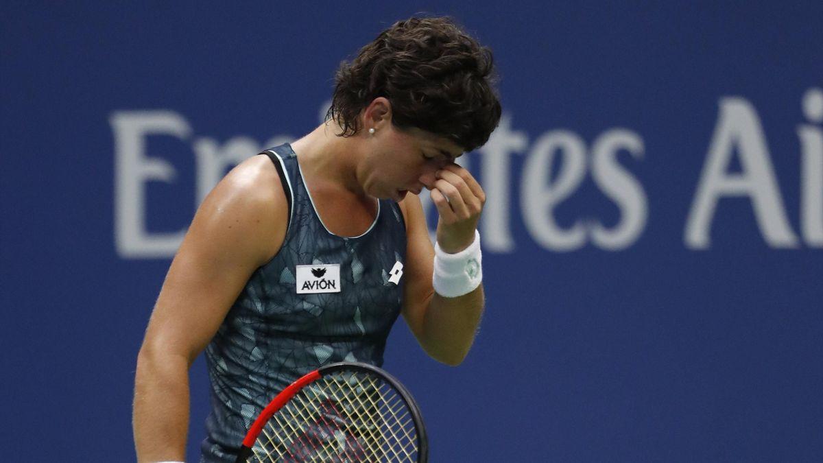 Carla Suárez (U.S. Open 2017)