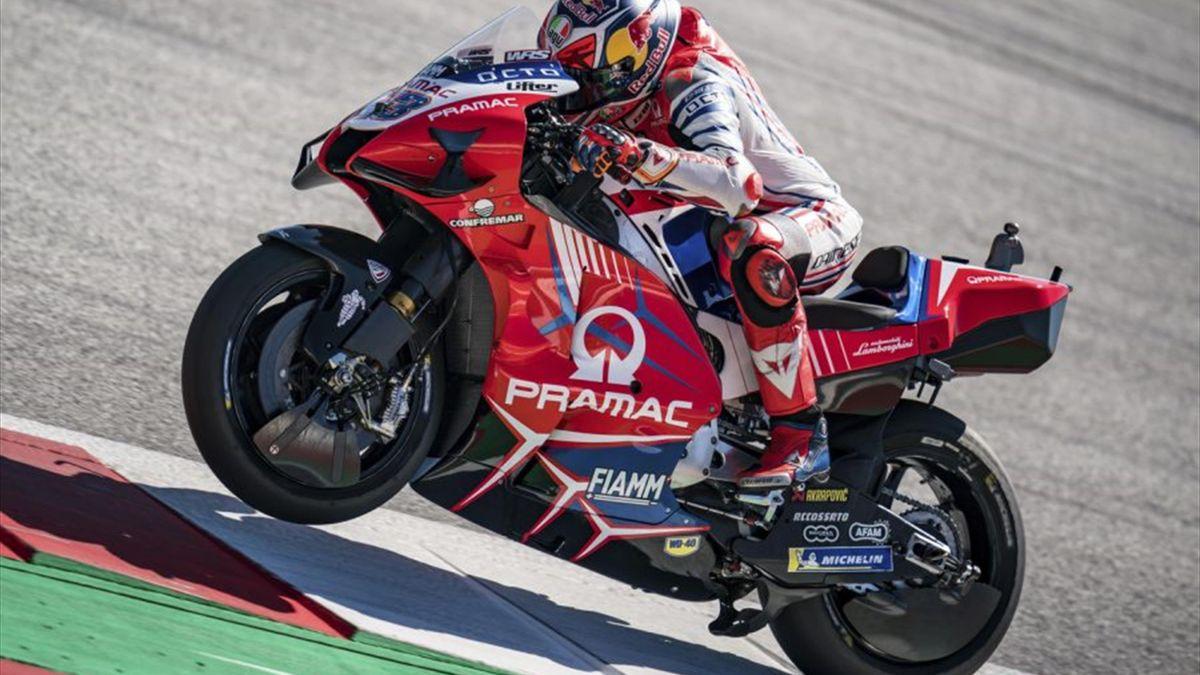 Jack Miller, Ducati - GP di Valencia