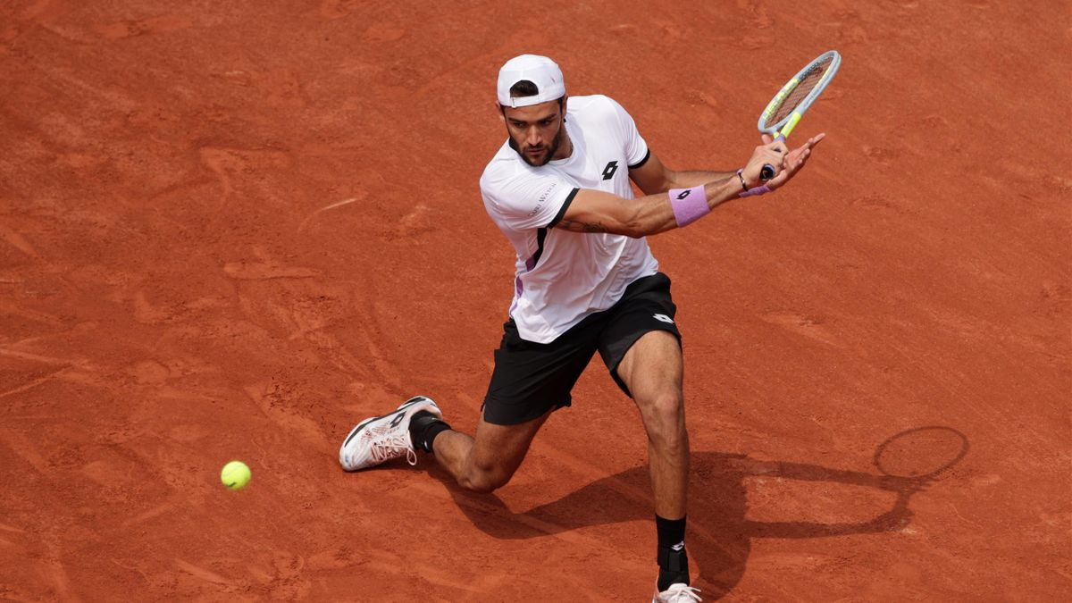 Matteo Berrettini | Tennis | French Open 2021 | ESP Player Feature