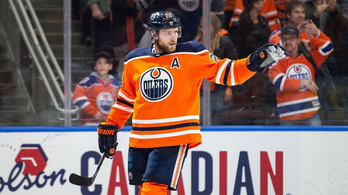 Leon Draisaitl - Edmonton Oilers
