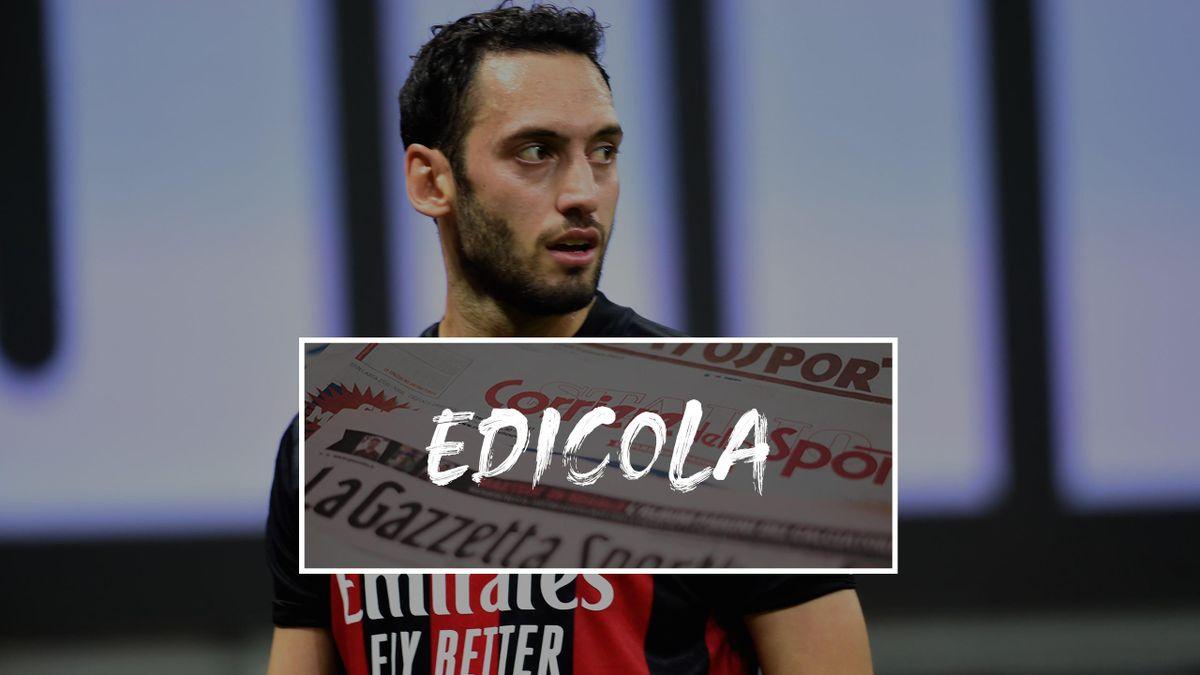 Hakan Çalhanoğlu, Edicola 2020