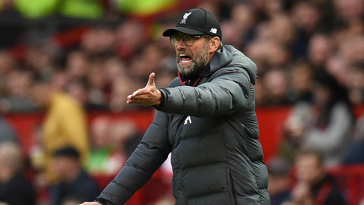 Jürgen Klopp übte scharfe Kritik an Manchester United und Rekordtransfer Paul Pogba