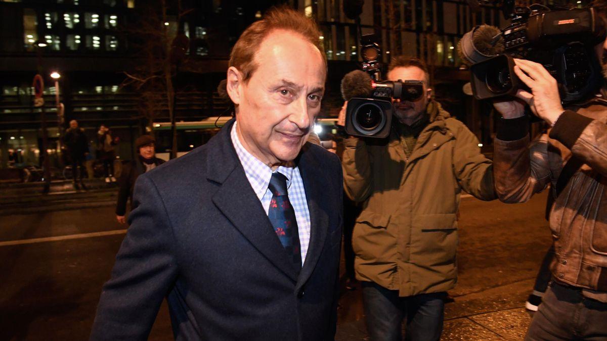 Didier Gailhaguet, président de la Fédération Française des Sports de Glace