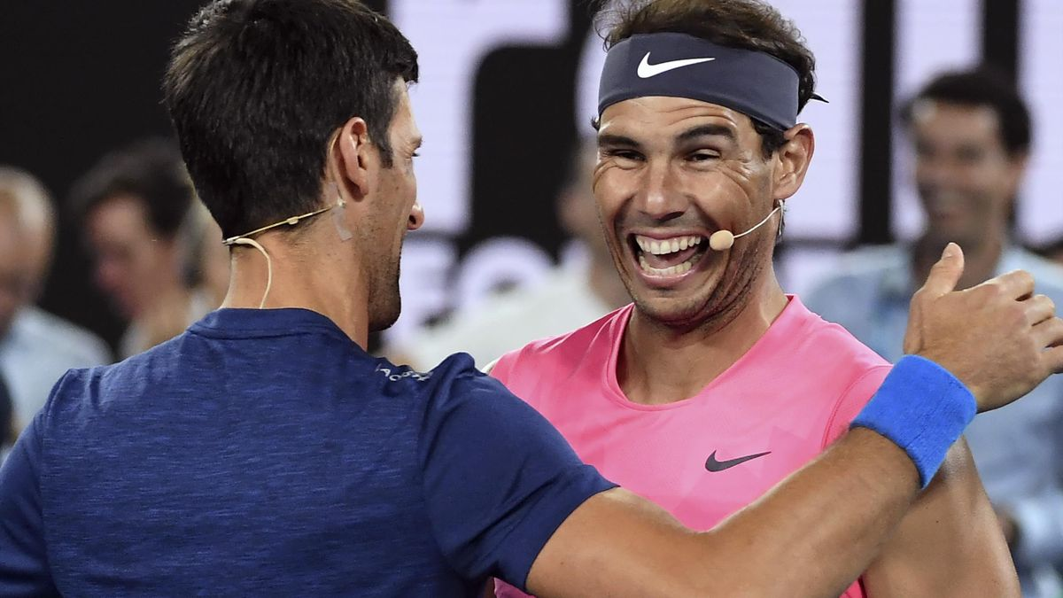 Novak Djokovic, Rafael Nadal | French Open 2020