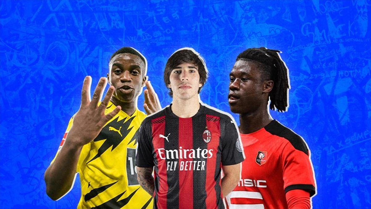 Calcio, Top 10 dei talenti U21