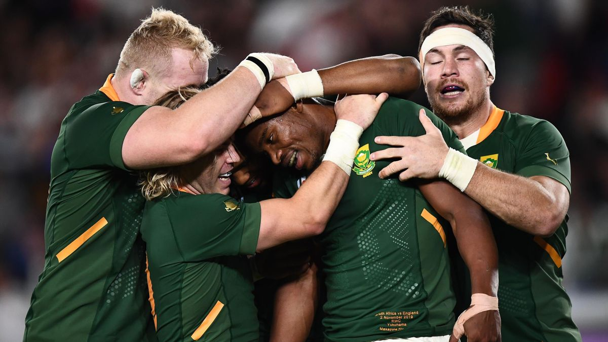 Mapimpi - England-South Africa - 2019 Rugby World Cup - Getty Images