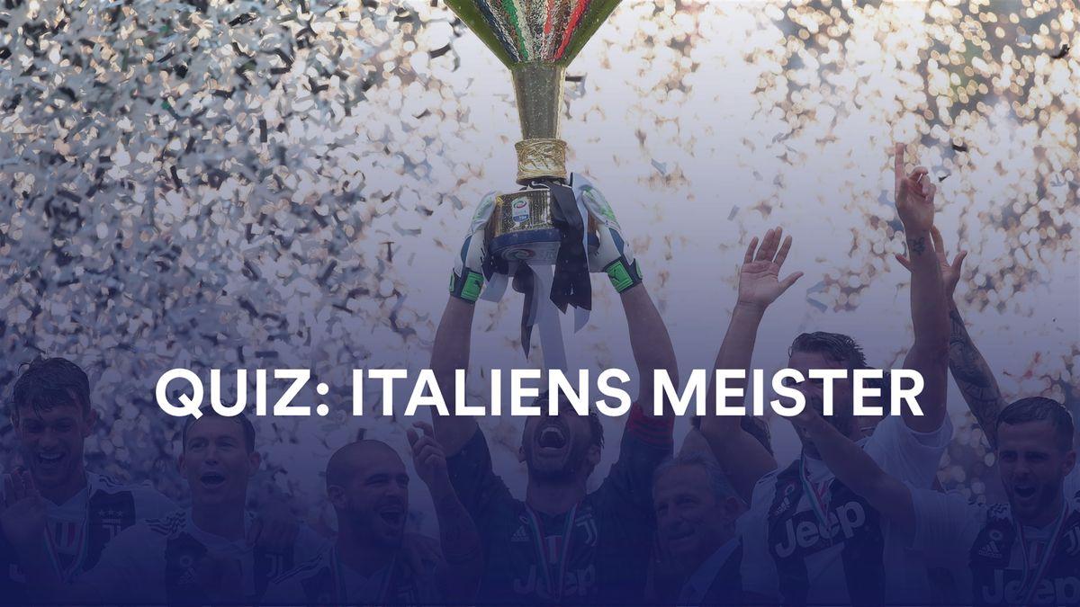 Quiz: Italiens Meister