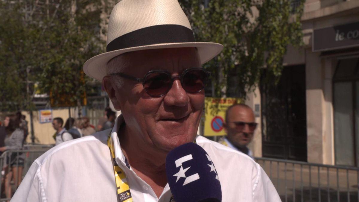 Tour de France Stage 4 : Patrick Lefevere interview (VM)